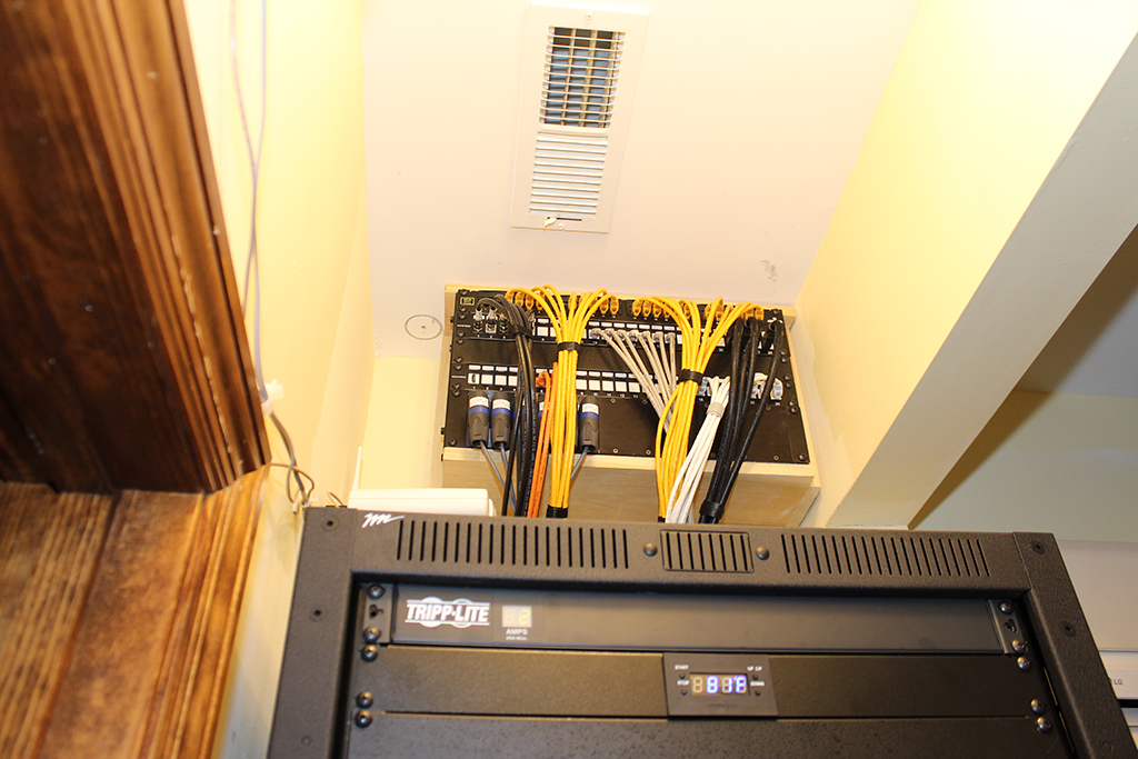 are patch panels recommended for home networks